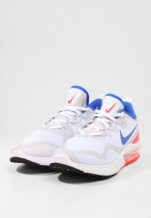 Imagen secundaria de producto de Nike Performance AIR MAX FURY Zapatillas neutras white/ultramarine/solar red/black - Nike Performance