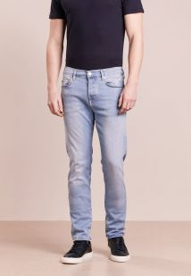 Imagen secundaria de producto de True Religion ROCCO Vaqueros slim fit light blue washed - True Religion