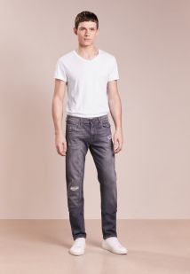 Imagen principal de producto de 7 for all mankind CAYDEN Vaqueros slim fit grey - 7 for all mankind