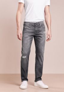 Imagen secundaria de producto de 7 for all mankind CAYDEN Vaqueros slim fit grey - 7 for all mankind