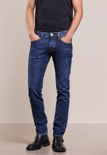 Imagen secundaria de producto de True Religion ROCCO Vaqueros slim fit cobalt blue denim - True Religion