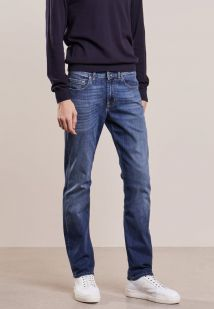 Imagen secundaria de producto de 7 for all mankind Vaqueros slim fit blue - 7 for all mankind