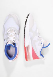 Imagen principal de producto de Nike Performance AIR MAX FURY Zapatillas neutras white/ultramarine/solar red/black - Nike Performance