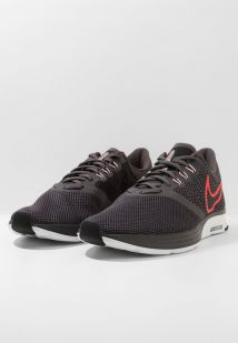 Imagen secundaria de producto de Nike Performance ZOOM STRIKE Zapatillas neutras thunder grey/bright crimson black - Nike Performance