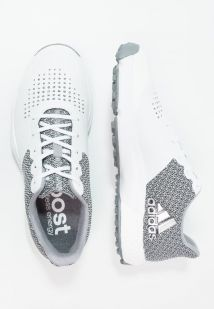 Imagen principal de producto de adidas Golf ADIPOWER SPORT BOOST 3 Zapatos de golf white/silver metallic/light onix - adidas Golf