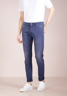 Imagen secundaria de producto de 7 for all mankind RONNIE Vaqueros slim fit blue washed - 7 for all mankind