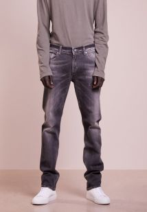 Imagen secundaria de producto de 7 for all mankind CHAD Vaqueros boyfriend grey - 7 for all mankind