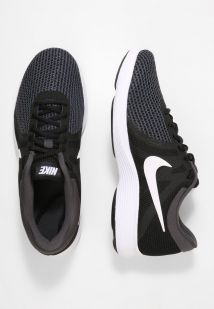 Imagen principal de producto de Nike Performance REVOLUTION 4 EU Zapatillas neutras black/white/antracite - Nike Performance