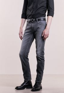 Imagen secundaria de producto de 7 for all mankind RONNIE Vaqueros slim fit grey - 7 for all mankind
